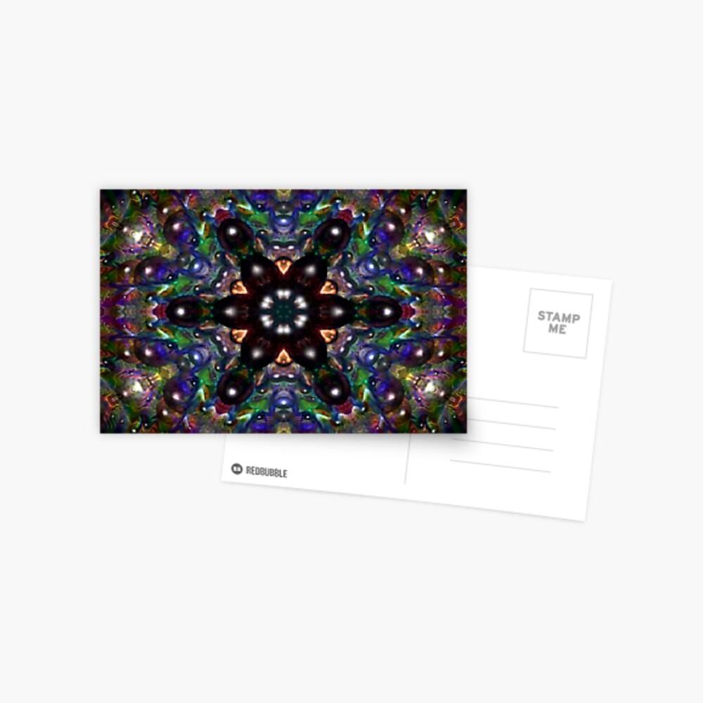 Kaleidoscope Water Series07 Postcard