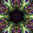 Kaleidoscope Water Series09 by Susan Sowers