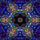 Kaleidoscope Water Series011 by Susan Sowers