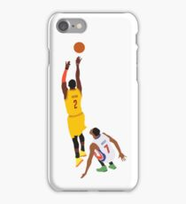 Kyrie Irving Shot Over Brandon Knight  iPhone Case/Skin