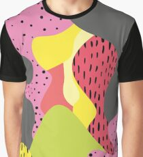 The colorful friendship  Graphic T-Shirt