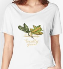 Locally Grown Vegetables Women's Relaxed Fit T-Shirt