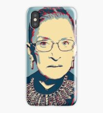 Notorious RBG I DISSENT iPhone Case/Skin