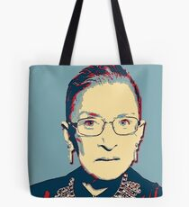 Notorious RBG I DISSENT Tote Bag