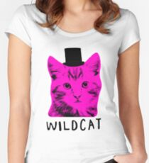 IAMWILDCAT GTA 5 Women's Fitted Scoop T-Shirt