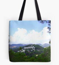 Pueblo Esparragos Tote Bag