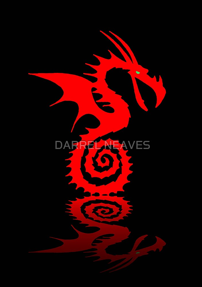 THE RED DRAGON by DARREL NEAVES