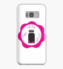 A Study in Pink 'Wax Seal' Samsung Galaxy Case/Skin