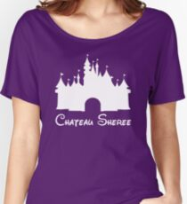 Chateau Sheree Women's Relaxed Fit T-Shirt