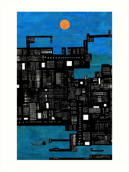 Urbanización VI by Andy Mercer