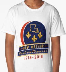 New Orleans Tri Centennial 2018 Long T-Shirt