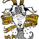 Billy Goat Men's Camping Club by KyleWhiteInk