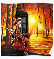 The Time Lord Poster