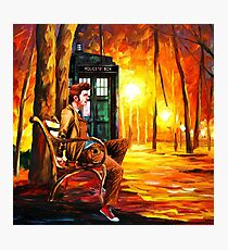 The Time Lord Photographic Print
