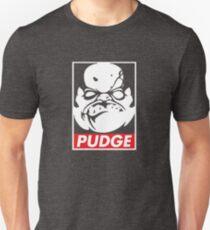 Pudge Dota 2 Black Background Unisex T-Shirt