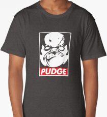 Pudge Dota 2 Black Background Long T-Shirt