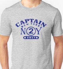 new york 2 Unisex T-Shirt