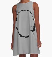 Symbol A-Line Dress