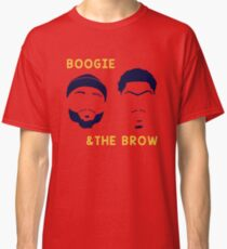 Boogie and The Brow Classic T-Shirt
