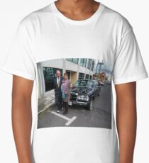 LIMO MERCEDES 300D W123 LONG WHEELBASE SEDAN COSTA RICA Long T-Shirt