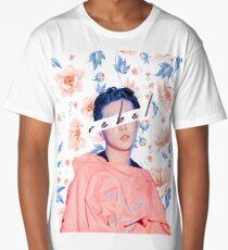 Floral Rebel Dean Long T-Shirt
