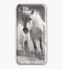 Horses of Luskentyre  iPhone Case/Skin