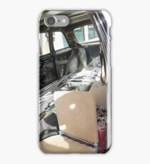 LIMO 300D W123 MERCEDES LONG WHEELBASE SEDAN COSTA RICA iPhone Case/Skin