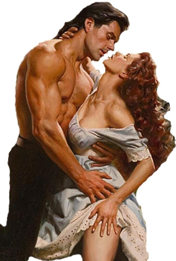 Romance Novel Couple Pose by RookieRomance