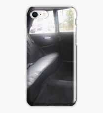 LIMO COSTA RICA MERCEDES W123 300D LONG WHEELBASE SEDAN iPhone Case/Skin