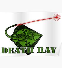 Death Ray Poster