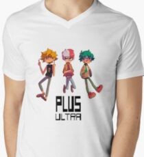 Plus Ultra V-Neck T-Shirt