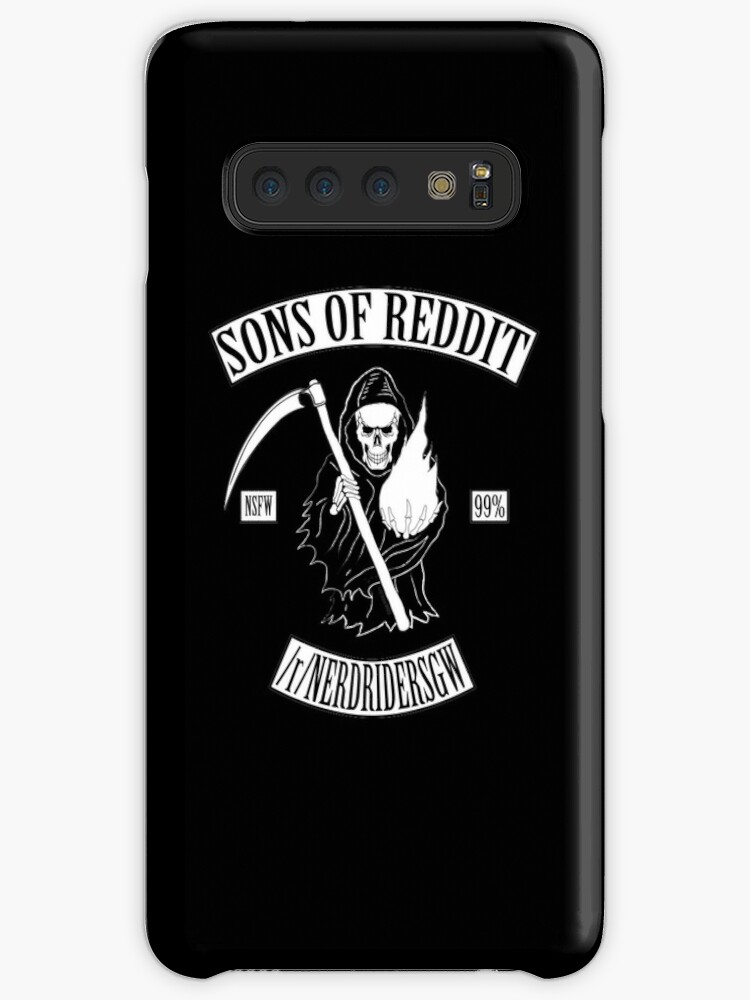 'Sons of Reddit' Case/Skin for Samsung Galaxy by Exilant