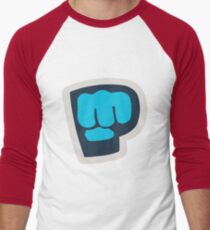Bro Fist! Men's Baseball ¾ T-Shirt