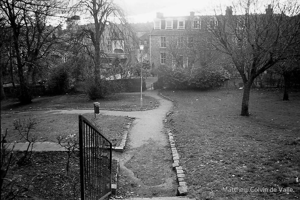 A quiet park in Aberdeen by Matthew Colvin de Valle