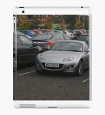 mazda mx5 iPad Case/Skin