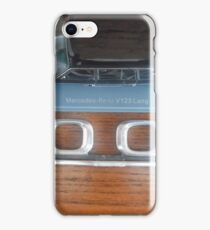 MERCEDES LIMOUSINE 300D W123 LONG WHEELBASE SEDAN COSTA RICA iPhone Case/Skin