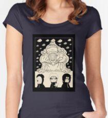 Naruto Akatsuki Women's Fitted Scoop T-Shirt