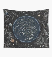 Come with me to see the stars Wall Tapestry