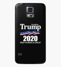 President Trump 2020 - Keep America Great Case/Skin for Samsung Galaxy
