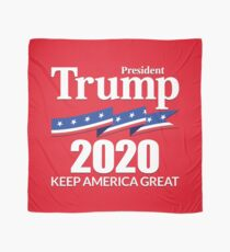 Pañuelo Presidente Trump 2020 - Keep America Great