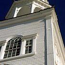 Old First Church by John Schneider