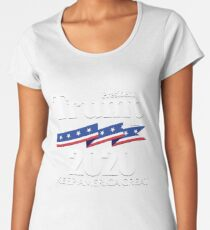 President Trump 2020 - Keep America Great Women's Premium T-Shirt