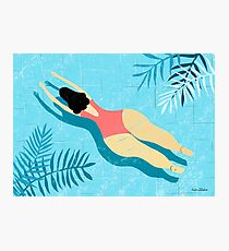 Summer day Photographic Print