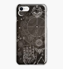 Magic Symbols for a Alchemist Dreamer iPhone Case/Skin
