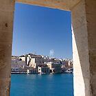 Gun Salute from Valletta by Kasia-D