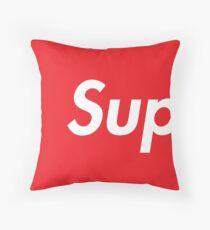 SUP Supreme Throw Pillow