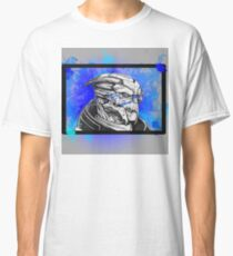 Garrus Vakarian: Mass Effect (Blue) Classic T-Shirt