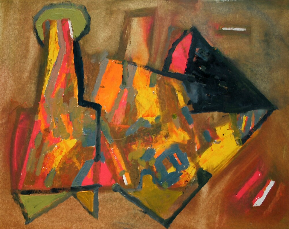 abstract 12 by Valeriu Buev
