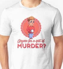 Anyone for a spot of Murder, She Wrote T-Shirt