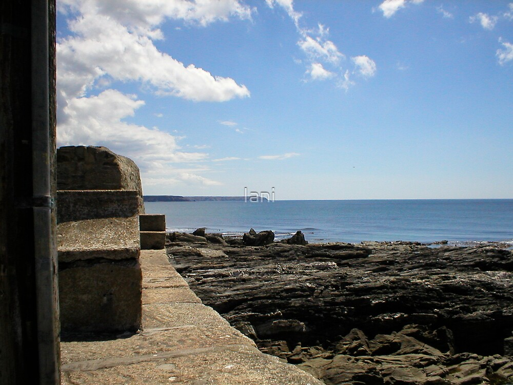 Porthleven by Iani